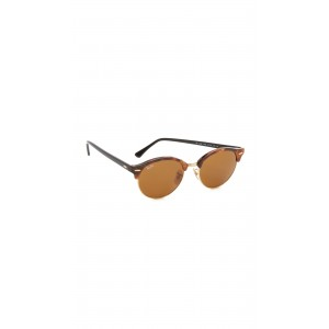 RB4246 Clubmaster Round Sunglasses