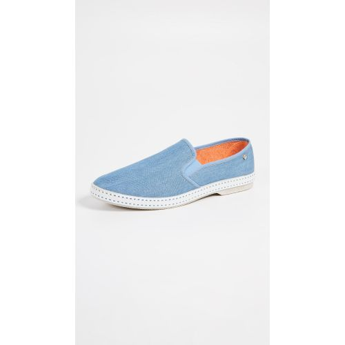 Jeans Slip On Shoes