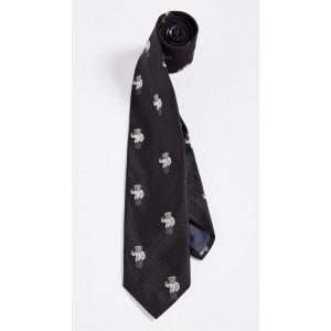 Tuxedo Polo Bear Tie