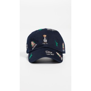 Bear Patch Cap