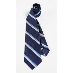 Repp Striped Tie