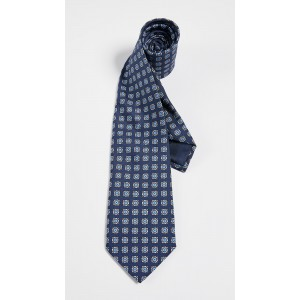 Boathouse Foulard Square Tie