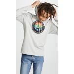 Cotton Jersey Hooded Tee Shirt