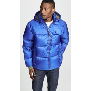 Water Repellent Down Coat