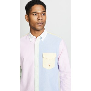 Classic Fit Oxford Fun Shirt