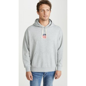 Chariots Crest Logo Pullover Hoodie