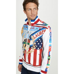 Chariots Olympic Crest Track Jacket