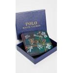 Preppy Polo Tartan Bifold Wallet