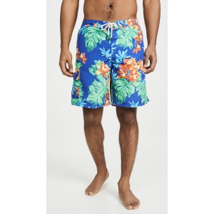Floral Swim Trunks
