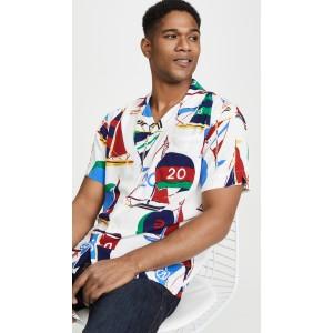 Nautical Sail Print Shirt