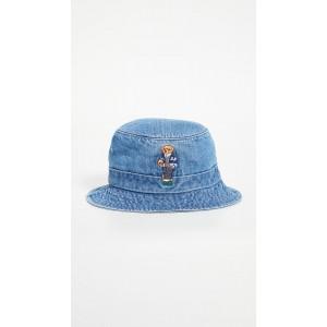 Loft Bucket Denim Hat