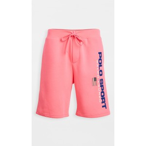 Neon Fleece Shorts