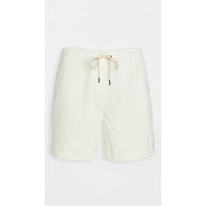 9 Wale Corduroy Shorts