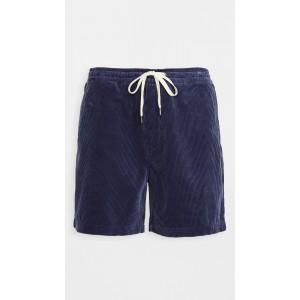 10 Wale Corduroy Shorts