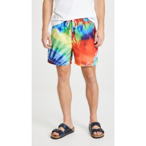 Tie Dye Swim Shorts