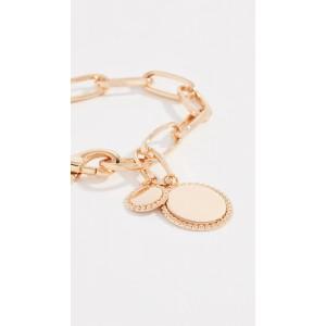 Medallion Link Bracelet