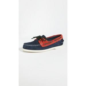 X Baracuta Dock Side Loafers