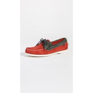 x Baracuta Dockside Loafers