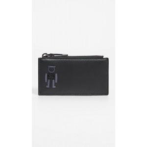 Gancio Robot Zipper Wallet