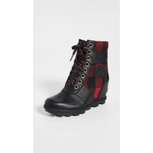 Lexie Wedge Boots