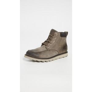 Madson Moc Toe Waterproof Boots
