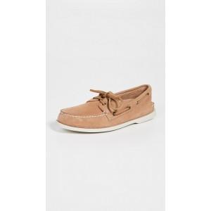 A/O 2 Eye Suede Shoes