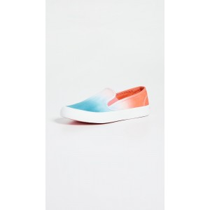 Seaside Dip Dye Sneakers
