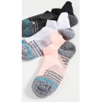 Athletic Tab 3 Pack Socks