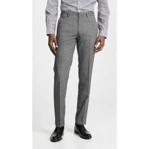 Marled Suiting Mayer Pants