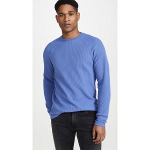 River Stretch Cotton Long Sleeve T-Shirt