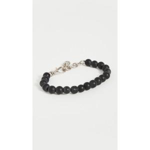 The Paulo Adjustable Beaded Bracelet