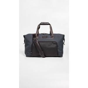Alpha Double Expansion Satchel Bag