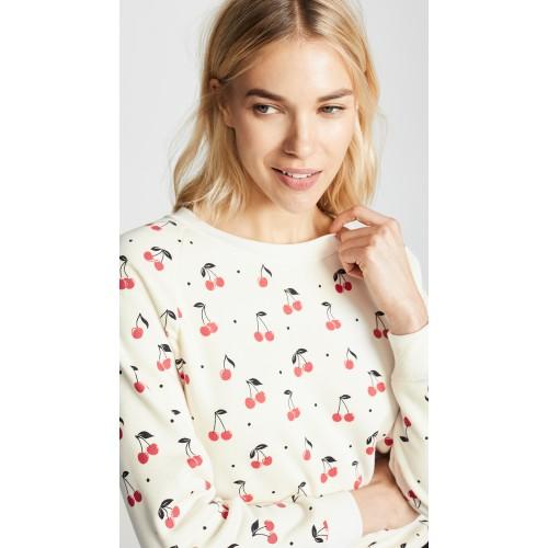 와일드폭스 Cherry Oh Baby Sweatshirt