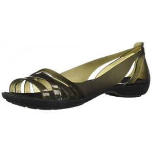 Crocs Women's Isabella Huarache 2 Flat Ballet