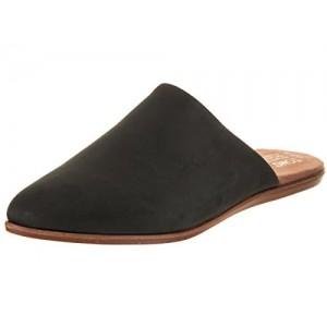 TOMS Women's Jutti Mule Leather Flat