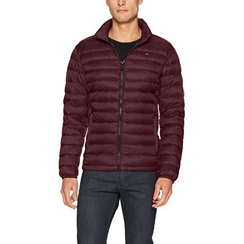 Calvin Klein Men's Packable Down Jacket