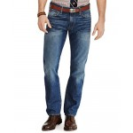 POLO RALPH LAUREN Men's Big  Tall Hampton Straight Fit Jeans