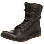 Diesel Men's Tatradium Basket Butch Zippy Boots