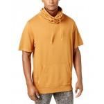 GUESS Sugar Short Sleeve Funnel Turtleneck Sweater