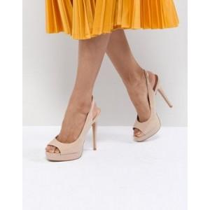 ALDO Hislop Slingback Patent Platform Heeled Sandals
