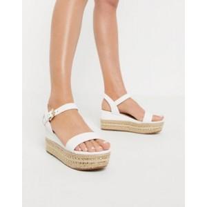 ALDO Mauma flatform espadrille sandal with stud trim