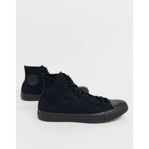 Converse All Star Hi Sneakers In Black M3310C