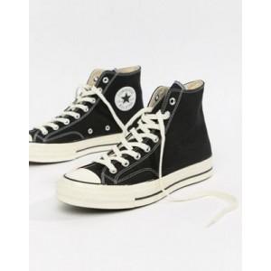 Converse chuck 70 hi sneakers in black