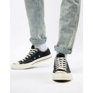 Converse chuck 70 ox sneakers in black