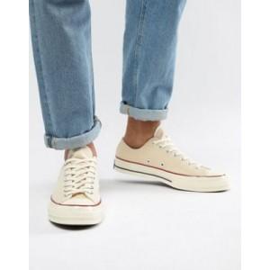 Converse Chuck '70 Ox Sneakers In Cream