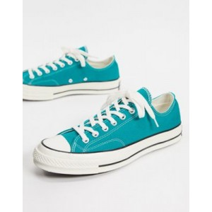 Converse Chuck 70 Ox sneakers in teal