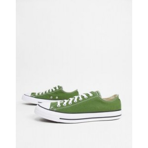 Converse Chuck Taylor ox sneakers in green
