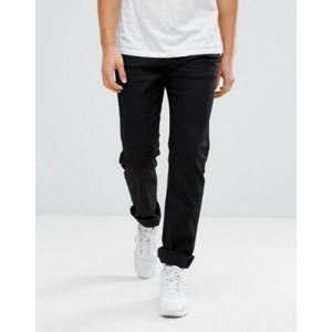Diesel Belther regular slim fit jeans in 0886Z black