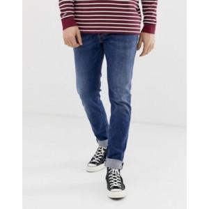 Diesel Sleenker skinny fit jeans in 069AJ mid wash