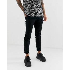Diesel Sleenker skinny fit jeans in 069EI black